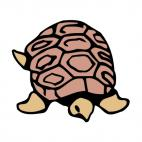 Turtle, decals stickers
