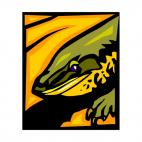 Goanna, decals stickers